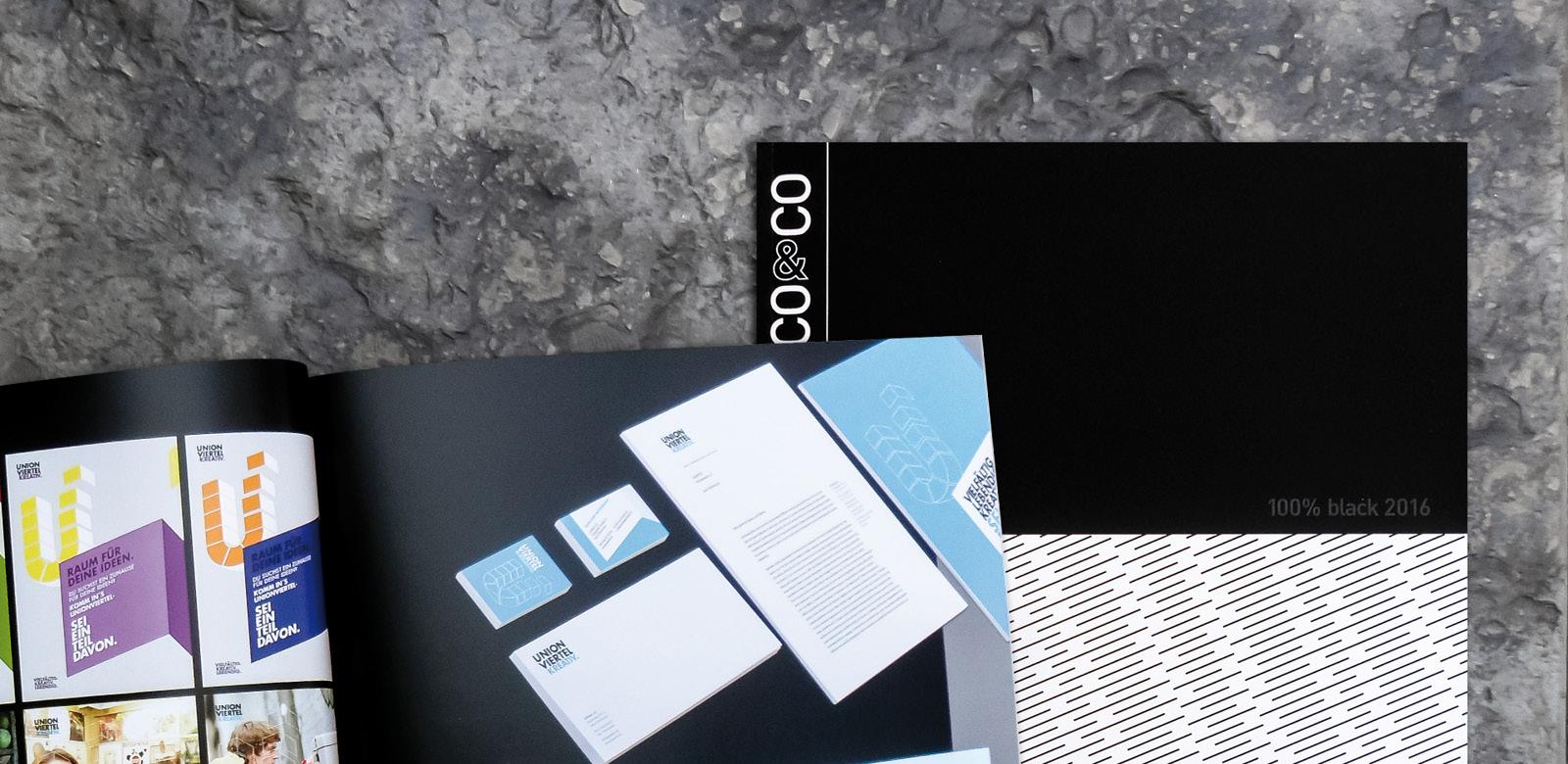 100% black 2016 Cover